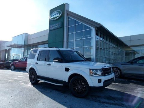 Nice Used Land Rover LR4 HSE