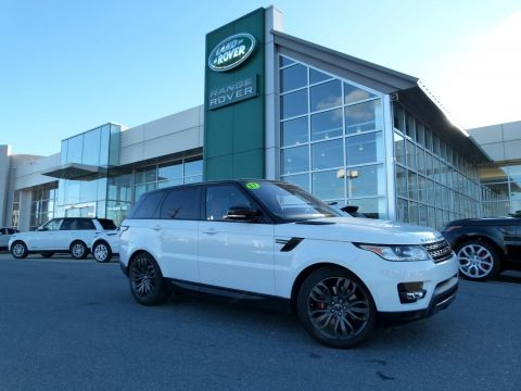 Certified Used Land Rover Range Rover Sport Dynamic