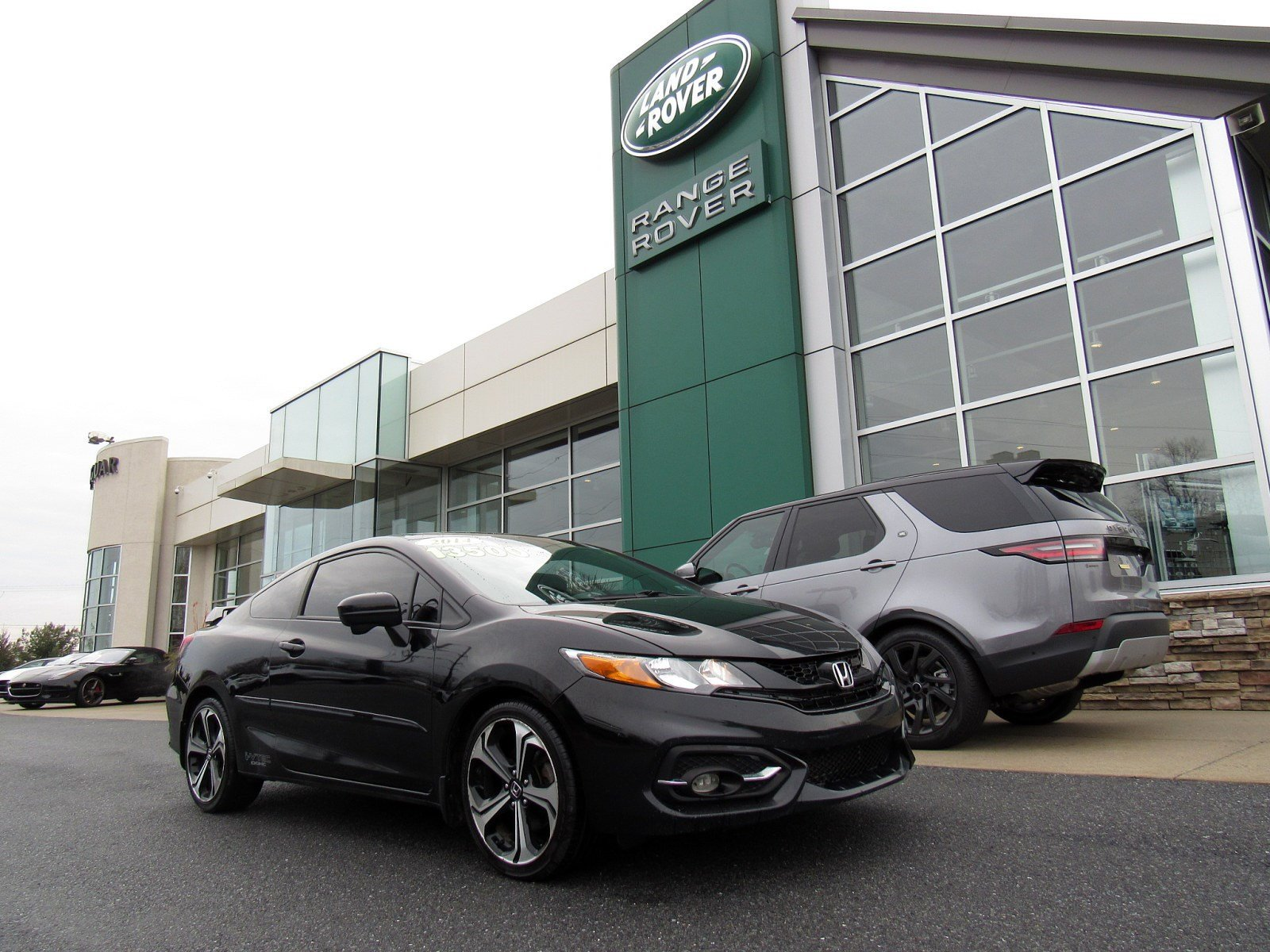 Pre-Owned 2014 Honda Civic Coupe Si
