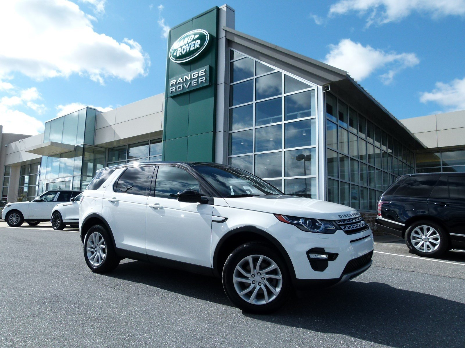 test land sport landrover drive review of se rover expert discovery lease