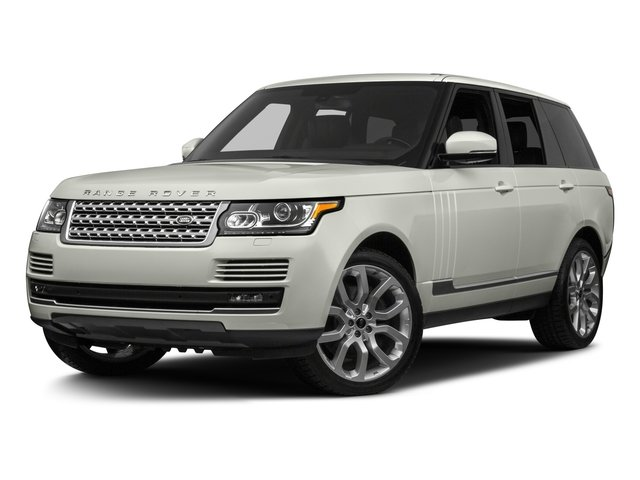 Pre-Owned 2016 Land Rover Range Rover SV Autobiography