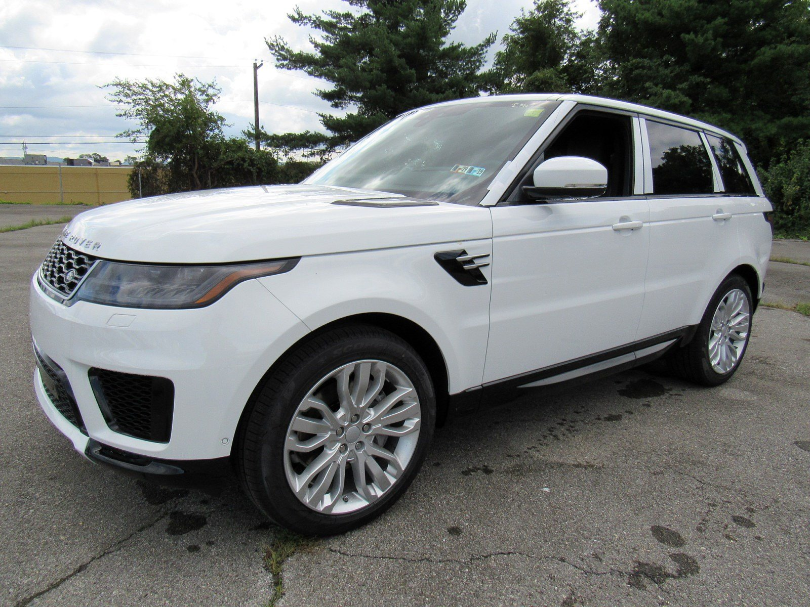 New 2018 Land Rover Range Sport Hse 4 Door In Allentown L4523 2007 Supercharged Firing Order With Diagrams And Images