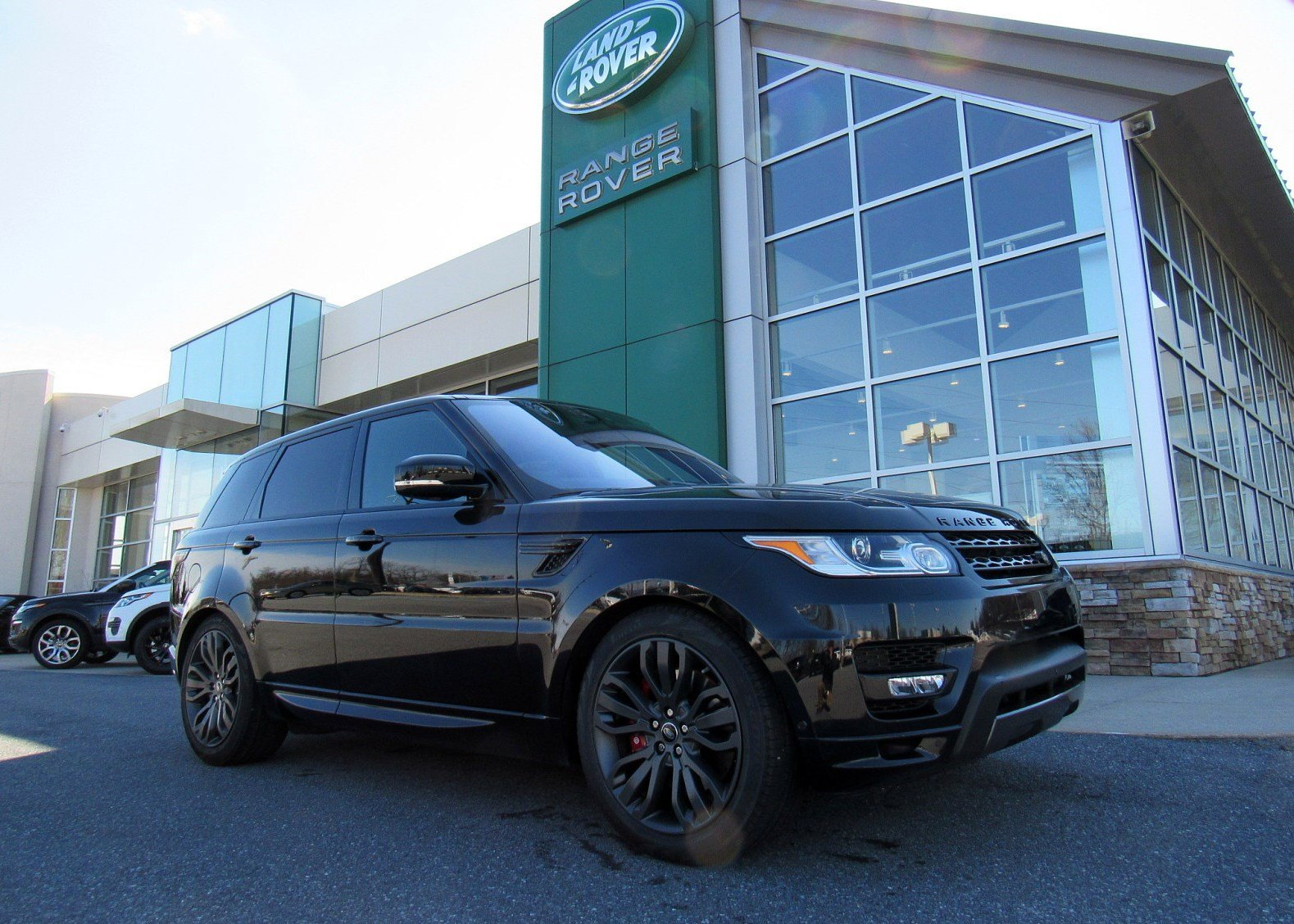 Certified Pre-Owned 2017 Land Rover Range Rover Sport HSE Dynamic