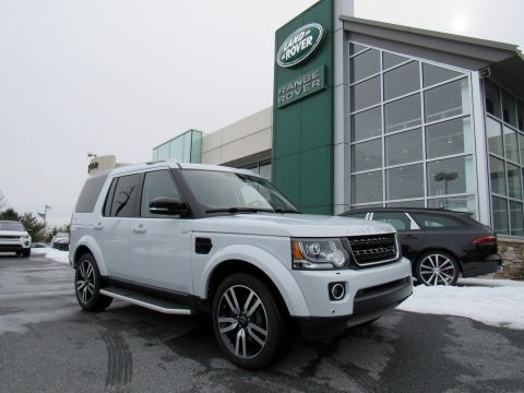 Certified Pre-Owned 2016 Land Rover LR4 HSE LUX Landmark Edition