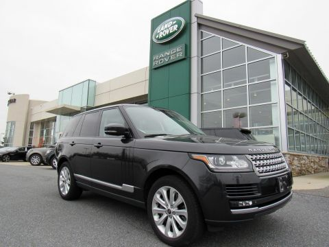 Pre-Owned 2013 Land Rover Range Rover HSE