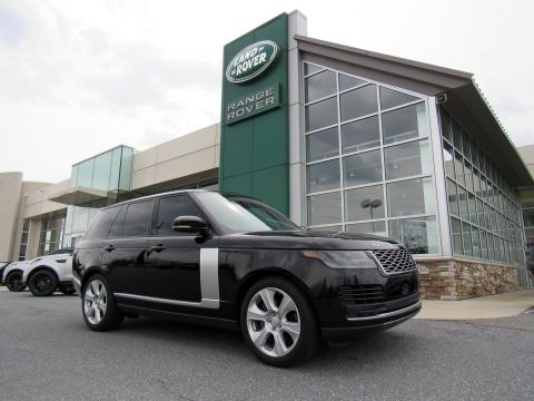 Certified Pre-Owned 2018 Land Rover Range Rover 4DR SUV V8 SC SWB