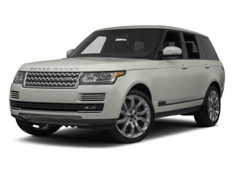 Pre-Owned 2014 Land Rover Range Rover HSE
