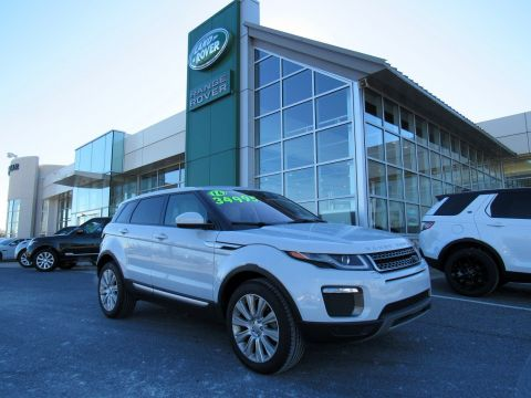 Certified Pre-Owned 2016 Land Rover Range Rover Evoque HSE