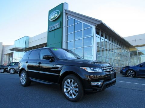 Pre-Owned 2016 Land Rover Range Rover Sport V6 HSE